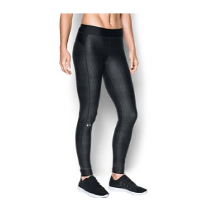 Women's UA HeatGear Armour Printed Leggings