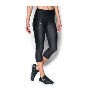 Under Armour Women's UA Fly-By Printed Capris