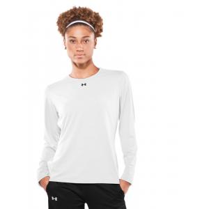 photo: Under Armour Women's Team Longsleeve Tech T Shirt long sleeve performance top