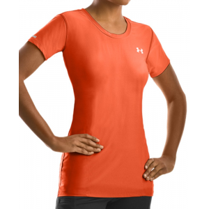 Under Armour HeatGear Fitted Base Shortsleeve