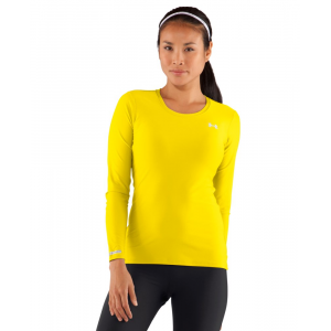 Under Armour HeatGear Fitted Longsleeve