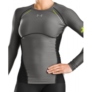 photo: Under Armour Women's Generation II Recharge Energy Shirt long sleeve performance top