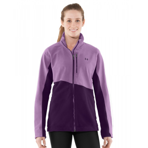 photo: Under Armour Women's Muroc Jacket long sleeve performance top