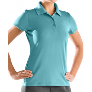 Under Armour Core Solid Shortsleeve Polo