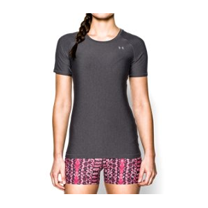 Women's UA HeatGear Armour Short Sleeve