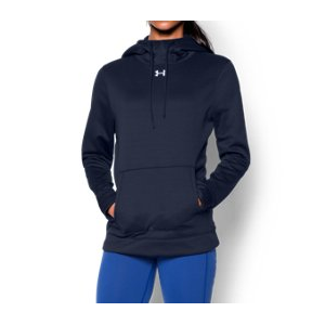 Women's UA Storm Armour Fleece Hoodie