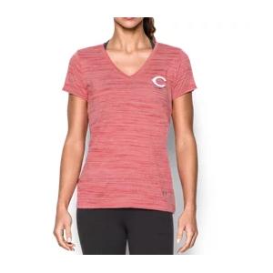 Women's Cincinnati Reds UA Tech T-Shirt