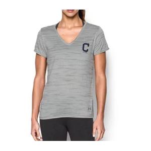 Women's Cleveland Indians UA Tech T-Shirt