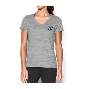 Women's New York Yankees UA Tech T-Shirt