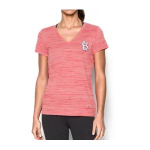 Women's St. Louis Cardinals UA Tech T-Shirt