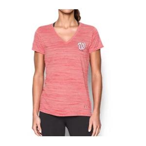 Women's Washington Nationals Tech T-Shirt