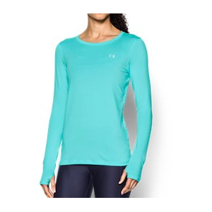 Women's UA HeatGear Armour Long Sleeve