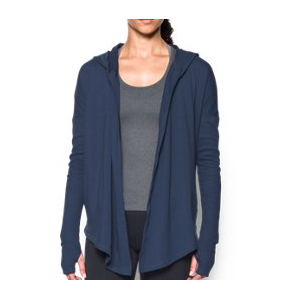 Under Armour Modern Terry Open Front Cardigan