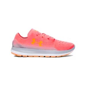 Girls' Grade School UA SpeedForm Slingride Fade Running Shoes