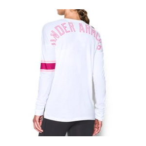 Women's UA Power In Pink Favorite Long Sleeve