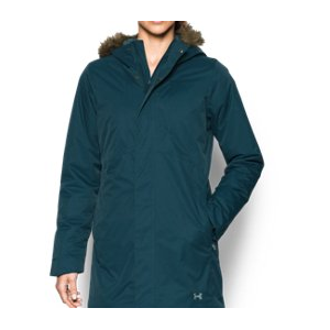 Women's UA ColdGear Reactor Voltage Parka