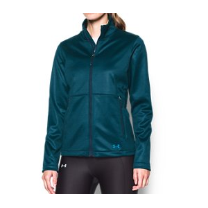 Women's UA ColdGear Infrared Softershell Jacket