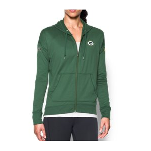 Women's NFL Combine Authentic UA French Terry Hoodie