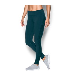 Women's UA Show Stop Mirror Printed Leggings