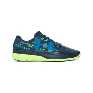 Boys' Grade School UA ClutchFit RebelSpeed Graphic Running Shoes