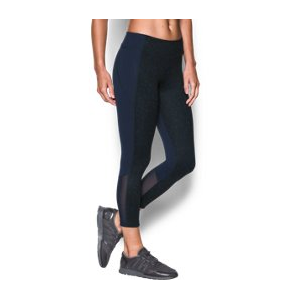 Women's UA Mirror Feathered Marble Crop