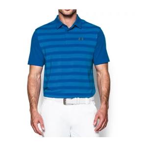 Image of Men's UA Flagstick Stripe Polo