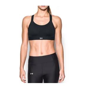 Women's Armour Shape Printed High Impact Sports Bra