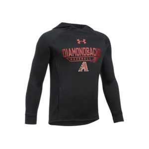 Image of Boys' Arizona Diamondbacks UA Tech(TM) Hoodie