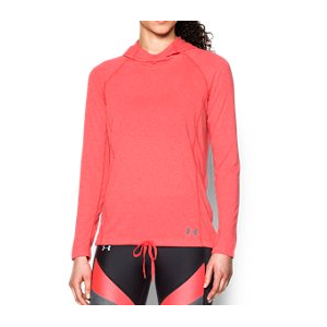 Women's UA Threadborne Train Twist Hoodie