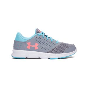 Girls' Pre-School UA Rave Running Shoes