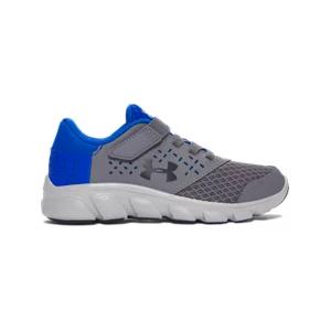 Boys' Pre-School UA Micro G Rave Adjustable Closure Running Shoes