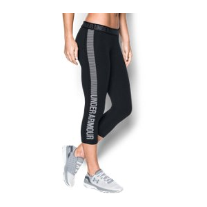 Under Armour Women's UA Favorite Graphic Capris