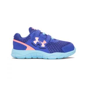 Girls' Infant UA Engage 3 Adjustable Closure Shoes