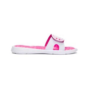 Women's UA Ignite Power In Pink(R) VIII Slides
