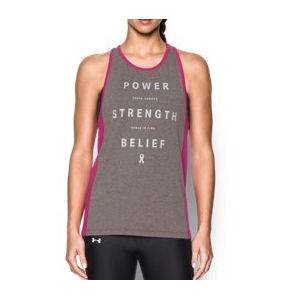 Women's UA Power In Pink Inset Tank