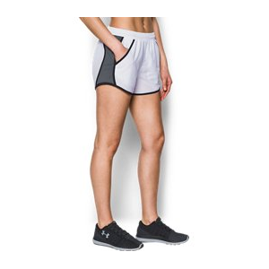 Women's UA Fly-By Perforated Shorts