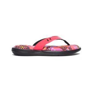 Girls' UA Marbella Geo Mix V Sandals
