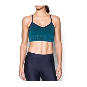Women's Armour Seamless Ombre Printed Sports Bra