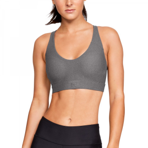Under Armour Vanish Mid Heathered Bra