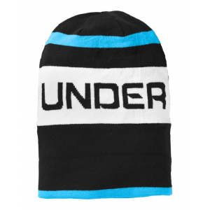 photo: Under Armour Old Skool Jacquard Beanie winter hat