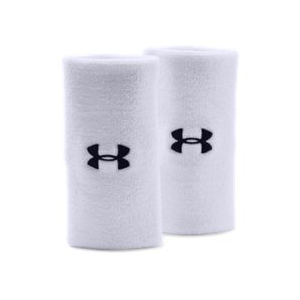 "Image of 6"" UA Performance Wristband 2-Pack"