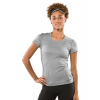 photo: Under Armour Women's HeatGear Touch Shortsleeve T Shirt