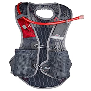 UltrAspire Alpha 2.0 Hydration Pack (Large/Red)