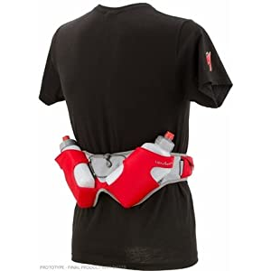 UltrAspire Proton Waist Pack (2013) - Red Size One Size