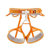Petzl Hirundos Men's Climbing Harness (Large / Orange)