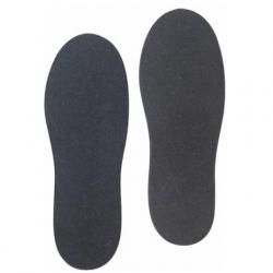 Lacrosse Wool Felt 6mm Insoles - Grey