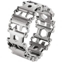 Leatherman Tool Tread Multi - Tool Bracelet ( Stainless Steel ) - Stainless Steel