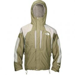 The North Face Girls Youth Banshee Acclimate Jacket ( Discontinued ) - Sagegrass / Moonlight