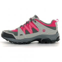 Northside Women ' S Kiona Ltc Trail Shoes - Grey / Fuchsia