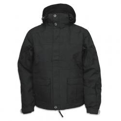 World Famous Youth Girls Gooseberry System Jacket - Black